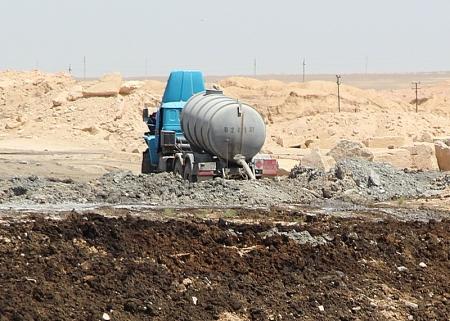 Экологи: Полигоны в поселке Жетыбай не соответствуют требованиям законодательства
