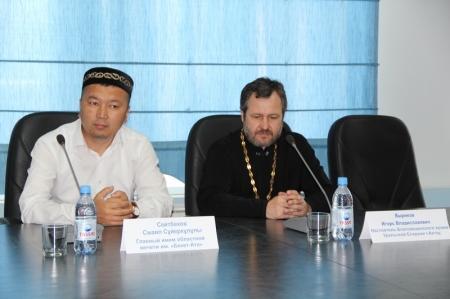 Представители духовенства объяснили сотрудникам морского порта Актау опасность религиозного экстремизма