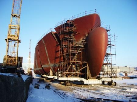 «КазМунайГаз» и итальянская «Эни» построят судостроительный завод на Каспии
