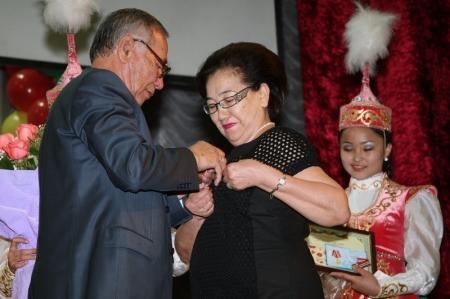 Мангистауских медработников поздравили с профессиональным праздником