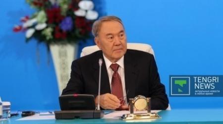 Назарбаев пожелал сборной Бразилии победы на ЧМ-2014
