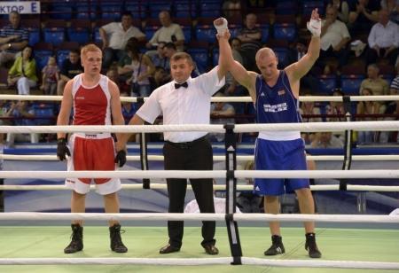 Актауские боксеры привезли из Белоруссии четыре медали