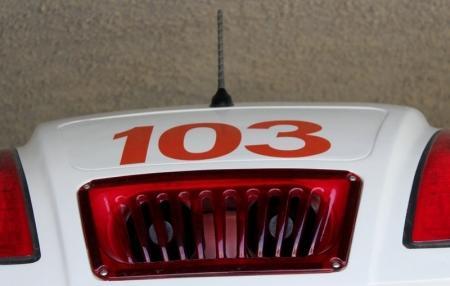Женщина-водитель попала в больницу в результате дорожной аварии в Мангистау