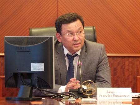 Заместитель акима Мангистауской области рассказал, почему руководство региона считает целесообразным разместить ледовый дворец в парке «Акбота»