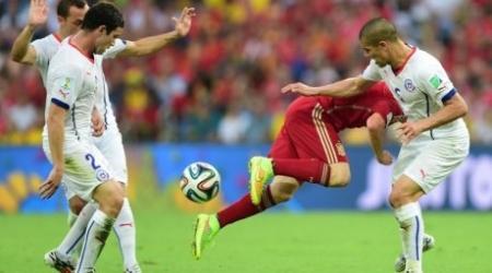 ЧМ-2014: Испания сложила полномочия чемпиона мира