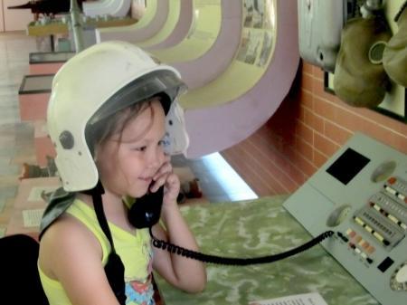 Юные спасатели из актауского центра «Школьник» посетили музей пожарной охраны