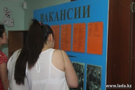 В Актау пройдет ярмарка вакансий «Выпускник-2014»