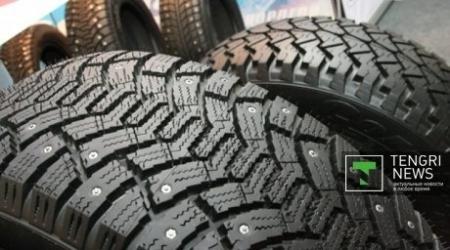 Ограничение на шипованные шины в ТС вводится с 2015 года