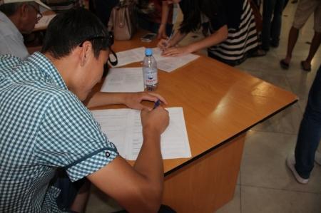 В Актау прошла ярмарка вакансий «Выпускник-2014»