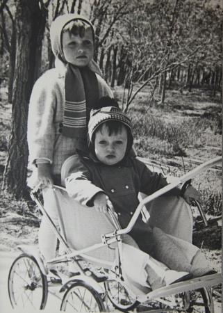 Шевченковский парк в 80-90 годы