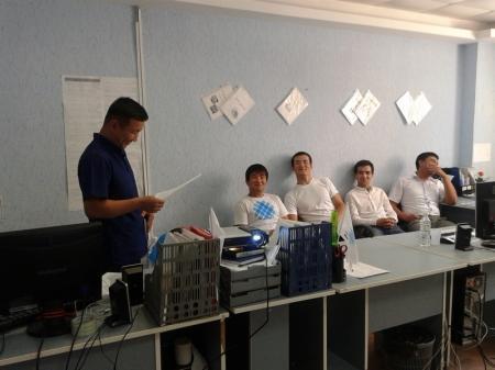 В Актау прошел семинар  «Здоровый мужчина – здоровое поколение»