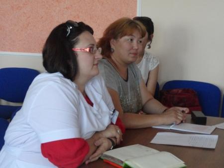 Мангистауские врачи проходят переподготовку по специализации «Врач общей практики» (ВОП)
