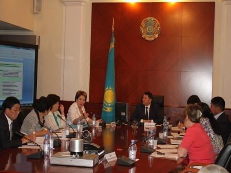 В Актау представители Агентства РК по защите прав потребителей обсудили проблемные вопросы