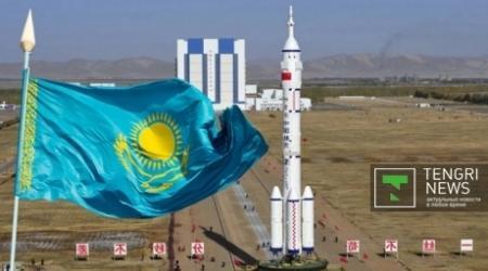 Казахстанский космонавт может отправиться в полет на китайской ракете