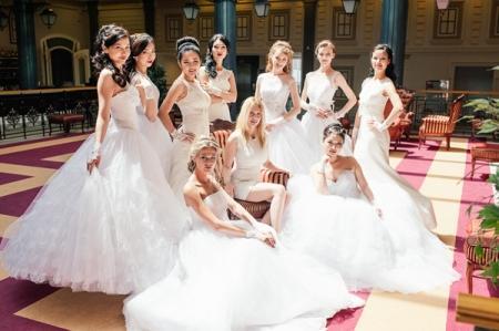Открылся зал свадебных церемоний «АҚ БАСТАУ»