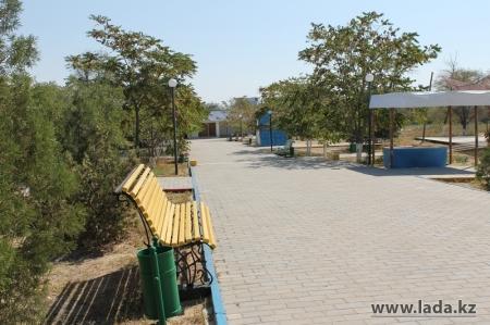 На санитарную очистку, содержание и освещение парка «Акбота» из бюджета Актау планируется выделить более 13 миллионов тенге