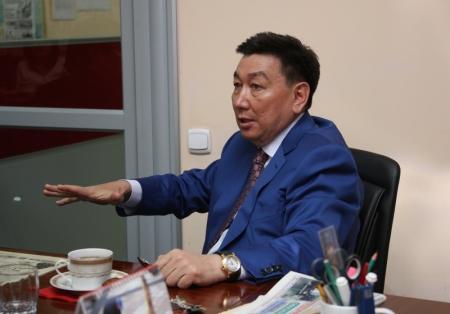 Алик Айдарбаев ответил на вопросы журналистов Лада.kz
