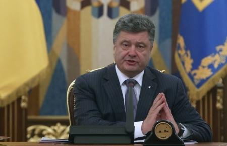 Порошенко: решение Рады о лишении русского языка статуса регионального было ошибкой