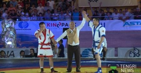 "Финал ""Казахстан Барысы"" собрал более пяти тысяч зрителей"