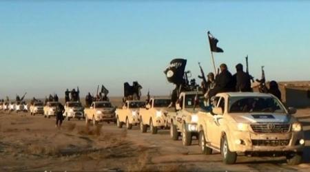 "Боевики создали на территории Ирака и Сирии ""Исламский халифат"
