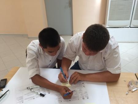 В Актау прошел конкурс бизнес идей для начинающих предпринимателей