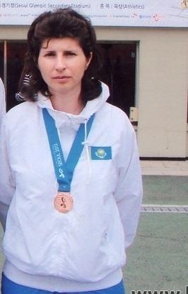Актауская спортсменка Наталья Горохова стала бронзовым призером шахматной олимпиады в Хорватии
