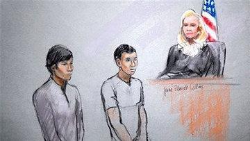 Присяжные по делу казахстанца Азамата Тажаякова отобраны в Массачусетсе