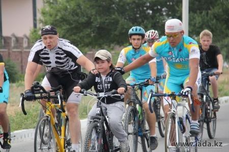 В Актау 5 июля состоится велопробег