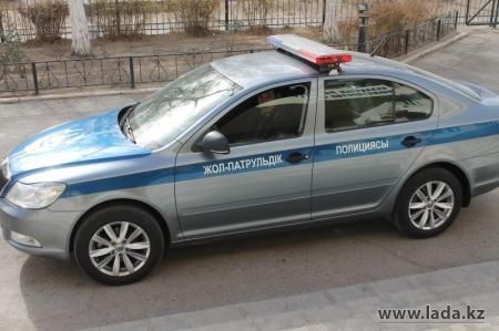 В Актау мужчина, стрелявший в своего знакомого, сдался полиции