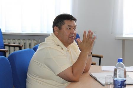 В Актау обсудили вопросы профилактики правонарушений среди военнослужащих