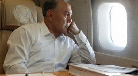 Президенту Казахстана исполнилось 74 года