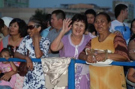 В Актау отметили День Астаны