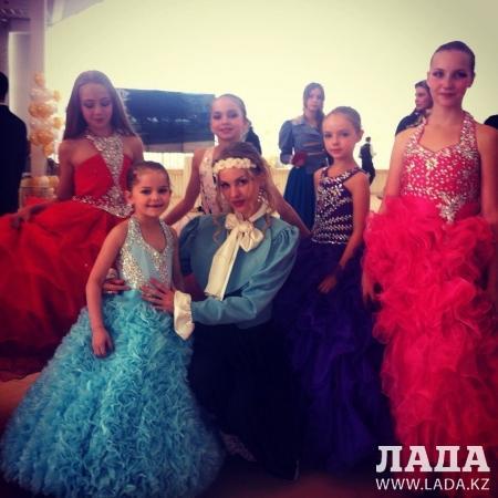 Уроженка Актау Елена Сиренченко стала «Первой Вице-Мисс Москвы»