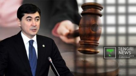Арест главы АРЕМ Оспанова продлится до сентября