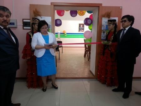 Фонд «Даму» открыл пять Центров поддержки предпринимательства по Мангистауской области