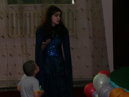Актеры театра «Алые паруса» посетили детский психоневрологический дом-интернат