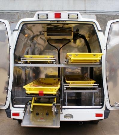 Амангельды Халмурадов: В сентябре в Актау появятся новые спецмашины для перевозки тел умерших