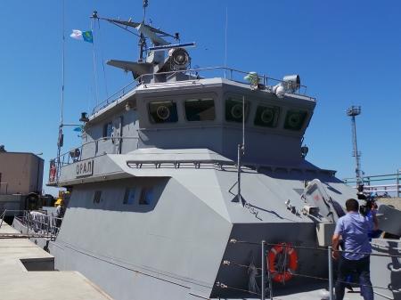 В порту Актау выделено 1,2 гектара земли для строительства причала для военно-морских сил