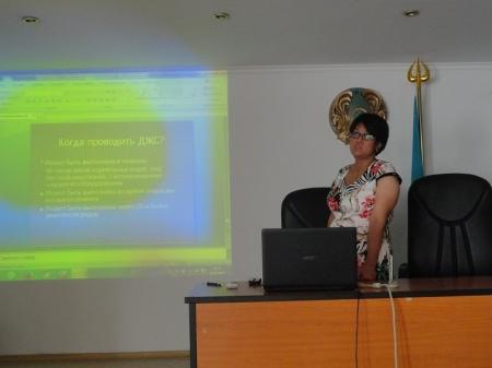 Мангистауские акушеры-гинекологи прошли обучение по программе «Охрана репродуктивного здоровья»
