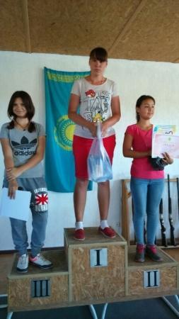 Актауская спортсменка Ольга Сабельникова завоевала четыре медали на турнире по стендовой стрельбе