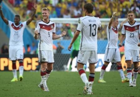 Германия в четвертый раз стала чемпионом мира по футболу