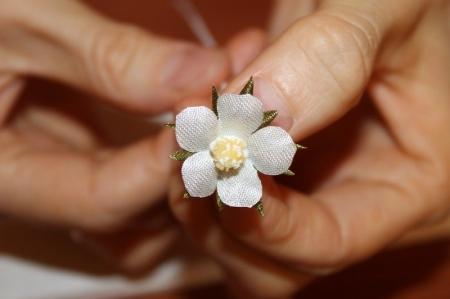 Цветоделие – растительный мир из ткани