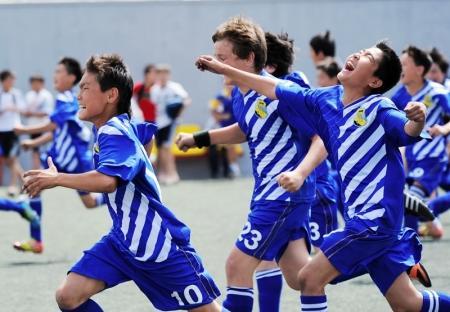 В Актау пройдет третий тур Первенства Казахстана по футболу среди юношеских команд
