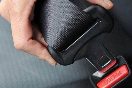 Одно из распространенных нарушений ПДД в Актау – вождение с непристегнутым ремнем безопасности