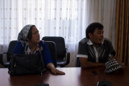 Переселенцы из Ирана потребовали от акимата Мангистауской области статус оралманов