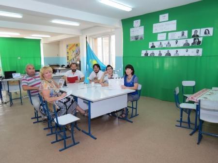 В Алматы открылась детская киностудия под руководством Эдуарда Табишева