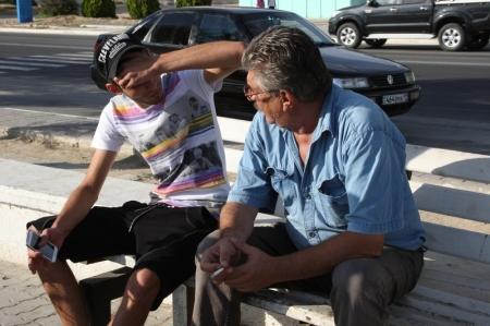Журналисты Лада.kz поговорили с «хозяином» набережной