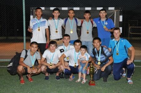 Победители чемпионата Актау по футболу (6х6) сыграют на «Астана-Арене»