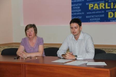 Жителей Актау будут консультировать по вопросам ЖКХ