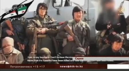 Манипуляцией назвал политолог новое видео о казахстанцах в Сирии
